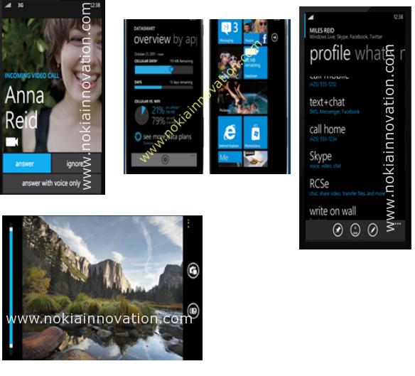 Windows Phone 8'e ait ilk ekran görüntüleri paylaşıldı