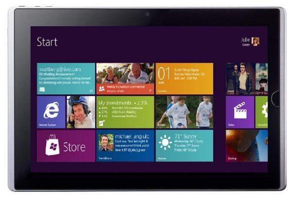 Microsoft, Pazartesi günü kendi Windows RT tabletini tanıtabilir
