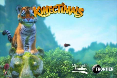 Microsoft'un Play mağazası için ilk oyunu Kinectimals yayınlandı