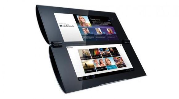 Sony Tablet P için de Android 4.0.3 güncellemesi başladı