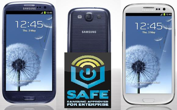 Samsung, iş dünyasına yönelik hazırladığı Galaxy S III modelini Temmuz'da satışa sunuyor