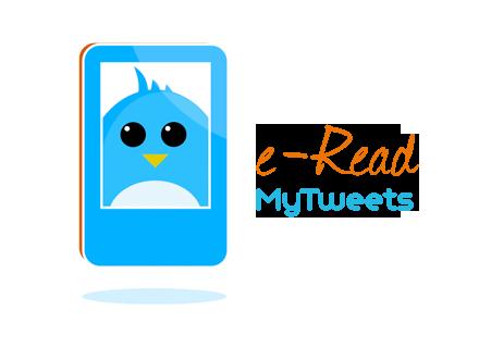 Twitter akışlarınızı e-kitap formatında okuyun