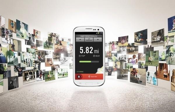 Nike+, Android üzerinde yayınlandı, iOS için büyük bir güncelleme aldı