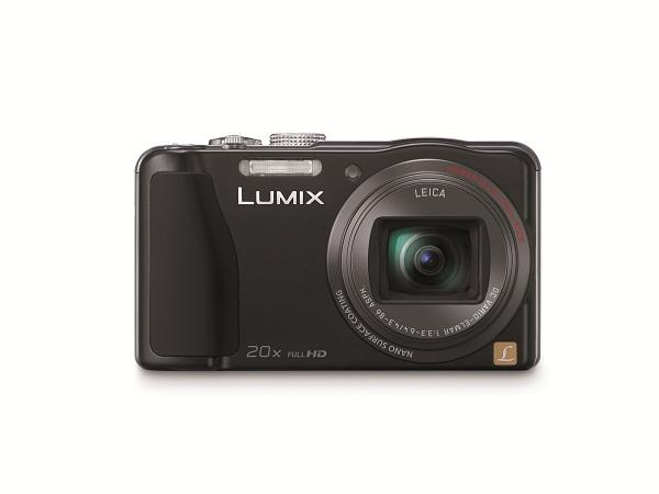 20x optik zoomlu Panasonic Lumix TZ30 satışa çıkıyor