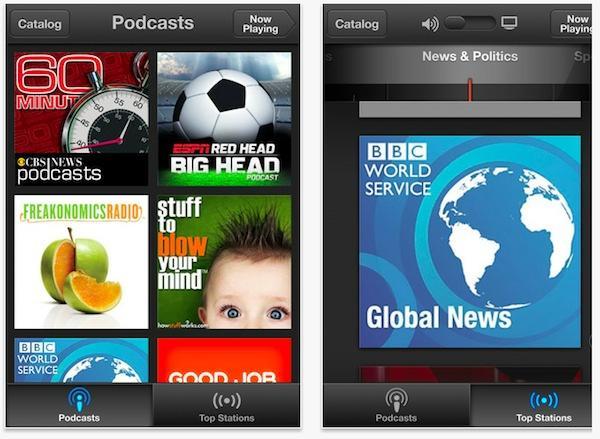 Apple kendi podcast uygulamasını iOS platformu için yayınladı