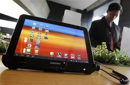 ABD'de Galaxy Tab 10.1 modelinin satışı yasaklandı