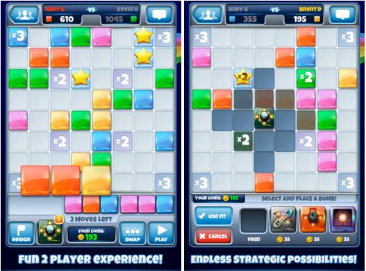 Zynga, Matching With Friends yapımını iOS kullanıcılarına sundu