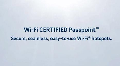 WiFi Birliği, Passpoint programını başlatıyor