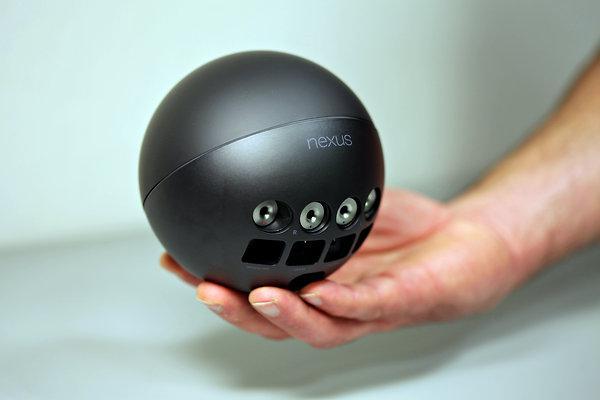 Google'dan yeni eğlence cihazı Nexus Q