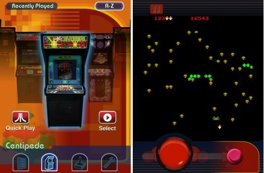 iOS için Atari's Greatest Hits oyunundaki tüm kataloglar kısa bir süre ücretsiz