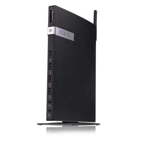 ASUS'tan Cedar Trail işlemcili EeeBox EB1030 nettop modeli