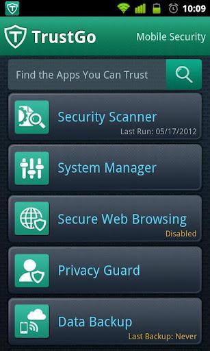 TrustGo Antivirus ile Android telefonunuz güvende