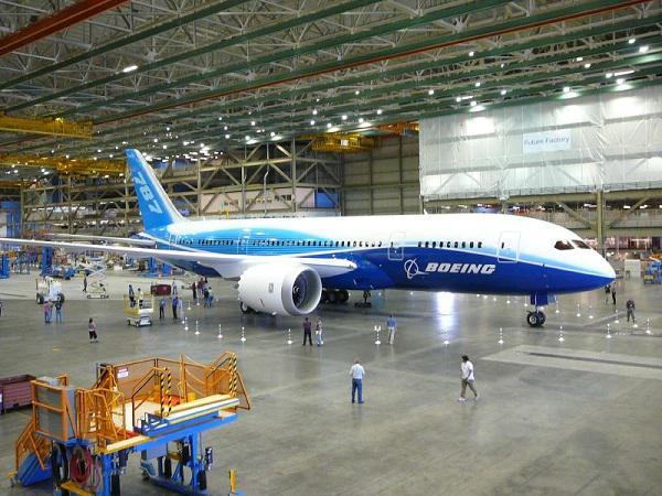 Android işletim sistemli eğlence sistemine sahip Boeing 787 Dreamliner detaylandı