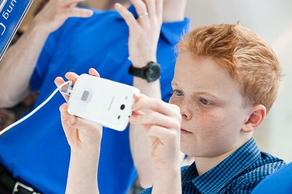 Samsung, Mobile PIN ile Galaxy S III etkinliklerine devam ediyor