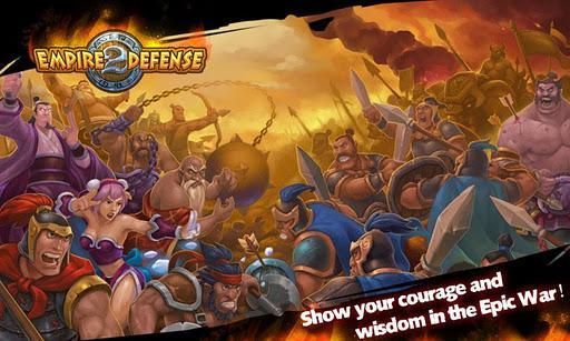 Empire Defense II ile ortaçağ savaşlarına devam