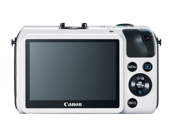 Canon, aynasız EOS M modelini tanıttı