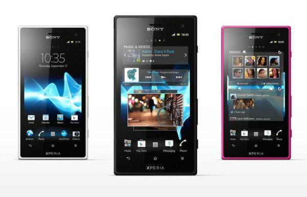 Sony Xperia Acro S önümüzdeki ay satışa çıkıyor