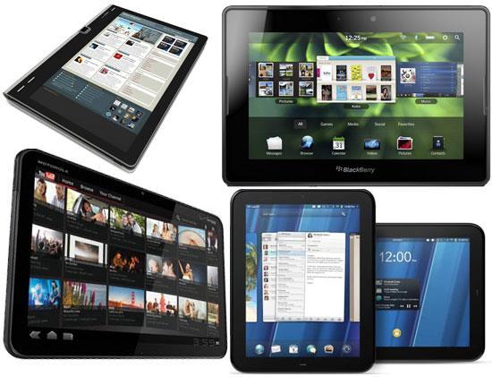 Strategy Analytics: iPad 2. çeyrekte de hakimiyetini devam ettiriyor