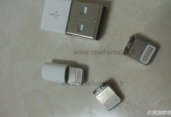 Yeni iPhone'dan muhtemel konnektör ve batarya görselleri internette paylaşıldı