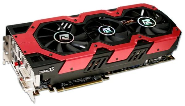 PowerColor Radeon HD 7990 Devil13 lanse edildi