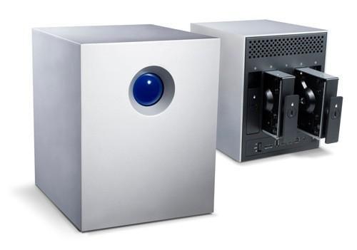 LaCie profesyonellere yönelik 2big Quadra ve 4big Quadra çoklu RAID çözümlerini duyurdu