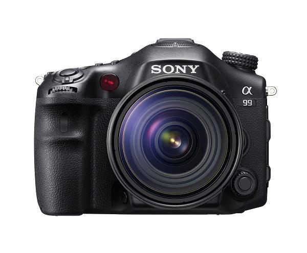 Sony'den tam kare DLSR fotoğraf makinesi, Alpha A99