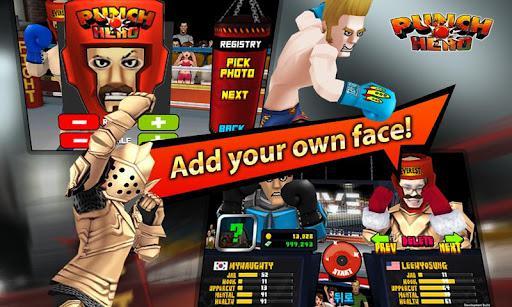 Punch Hero ile ringlerde mücadele edin