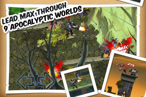 Apocalypse Max, App Store'da yerini aldı