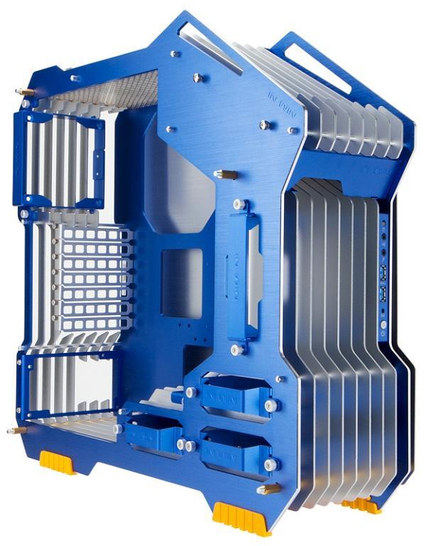In Win'den yenilikçi tasarıma sahip H-Frame açık PC kasası