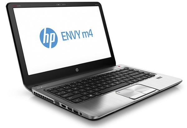 HP'den ince tasarımlı dizüstü Envy m4