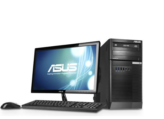 ASUS'tan iki yeni kurumsal PC : BM6875 ve BP6375