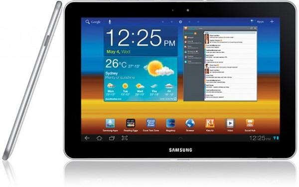 ABD'de Galaxy Tab 10.1 modelinin ihtiyati tedbir kararı kaldırıldı