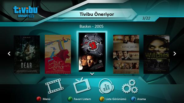 Tivibu uygulaması Vestel Smart TV ürünlerinde yerini alacak
