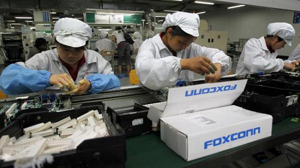 Foxconn çalışanlarının greve gitmesi iPhone 5 üretimini olumsuz yönde etkiledi
