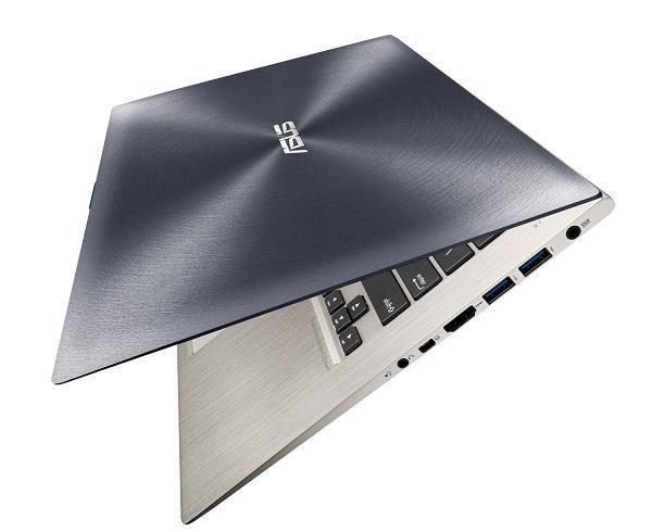 ASUS'tan harici ekran kartına sahip Zenbook UX32VD Ultrabook modeli