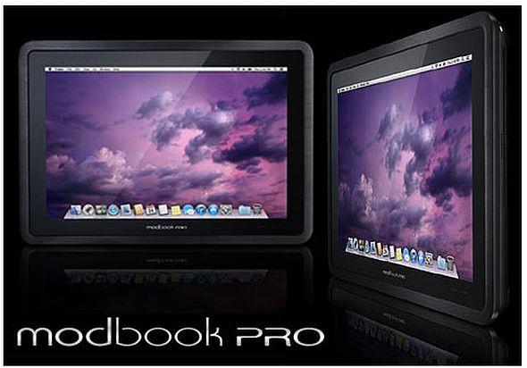 13.3. inçlik Modbook Pro tablet, ön siparişe sunuldu