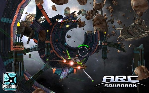 ARC Squadron için yeni bir tanıtım videosu yayınlandı