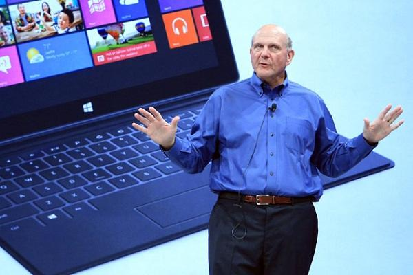 Steve Ballmer: Surface, kullanıcıların aradıkları tablet