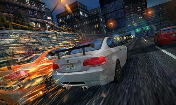 Need for Speed: Most Wanted, mobil cihazlarda