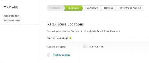 Apple, Türkiye ve Brezilya'daki mağazaları için çalışan alımına başlıyor