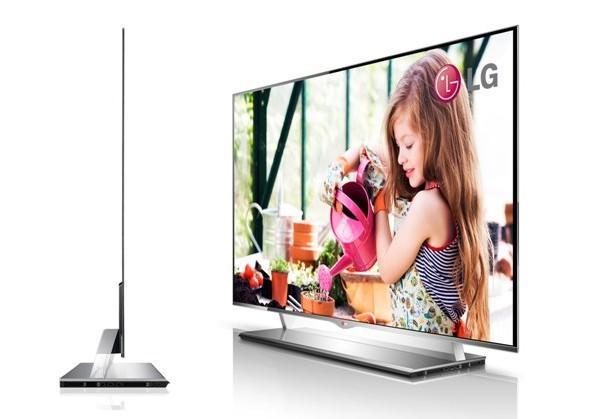 LG, 55 inçlik OLED televizyonunu 16.500$ fiyat etiketiyle Mart 2013'te satışa sunabilir