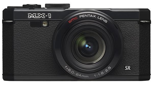 Pentax retro görünüme sahip MX-1 fotoğraf makinesini duyurdu