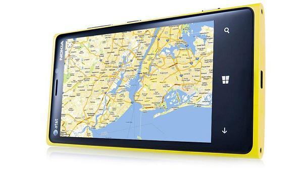 Google Haritalar'ın web sürümü Windows Phone cihazları için yeniden açıldı