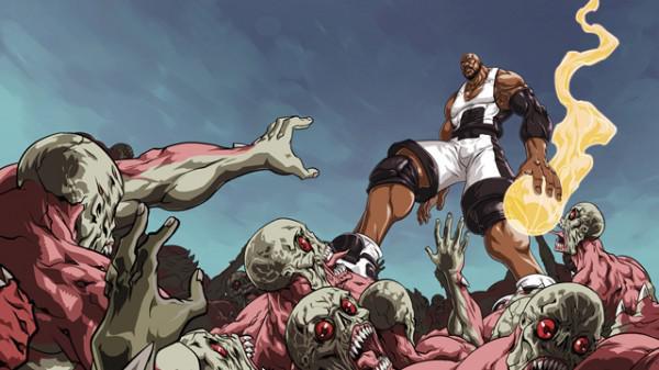 Shaquille O'Neal, mutantlarla dolu bir dünyada mobil oyuncuları bekliyor