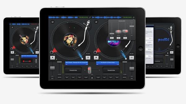 Pod2g'nin iPad uygulaması
