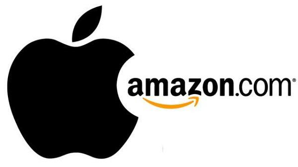 Apple ile Amazon