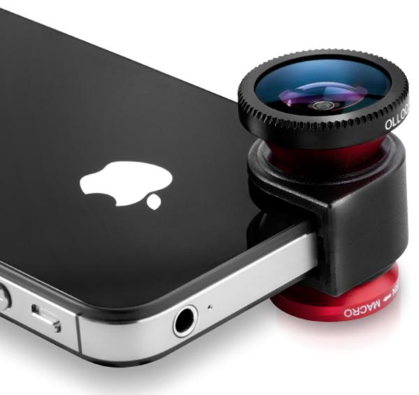 Olloclip, iPhone 5 için tanıtıldı