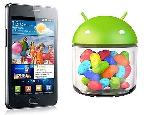 Samsung Galaxy S II, Galaxy Note ve Galaxy Ace II için Android 4.1.2 güncelleme tarihleri