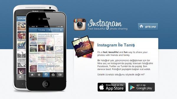 Instagram'da olup bitene göz atmak için artık mobil cihazlara ihtiyaç kalmadı