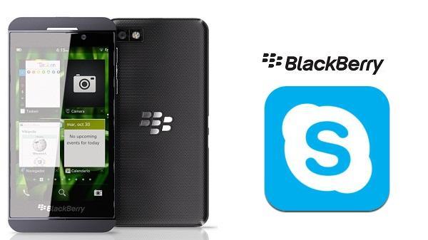BlackBerry 10 için geliştirilen Skype, Android tabanlı olacak